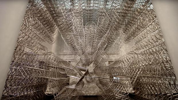 Ai Weiwei Stacked (2014)